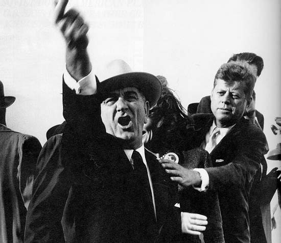 JFK Assassination And Coverup: New Evidence and Testimony Emerges lbj kennedy