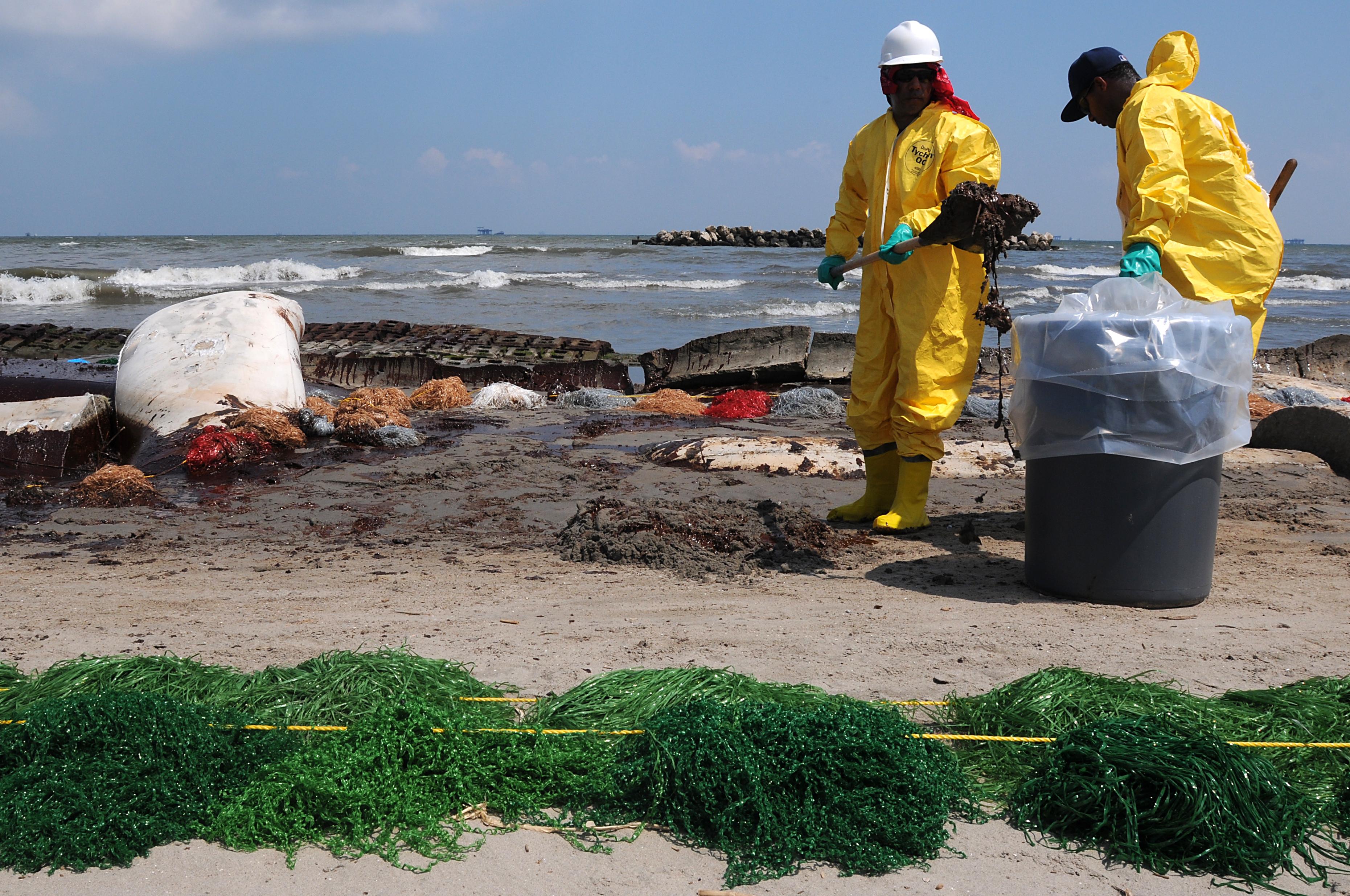 Deepwater Response oil spill