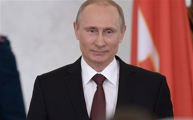 Putin Defies The West, Leads BRICS Alliance Away From NWO Reservation Vladimir Putin 2856004b