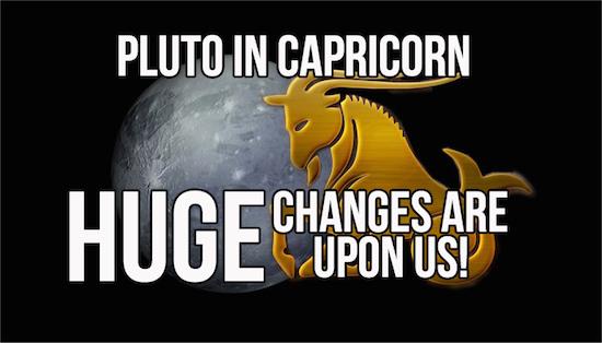 pluto-in-capricorn