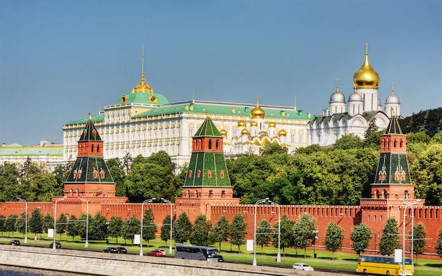 Kremlin-Moskau-Russland