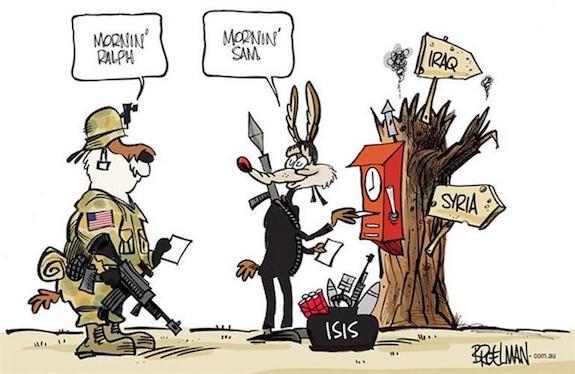 ساعت جنگ دوباره در خاورمیانه به صدا درآمد-1