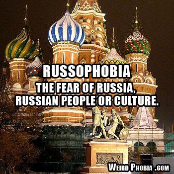 Russophobia