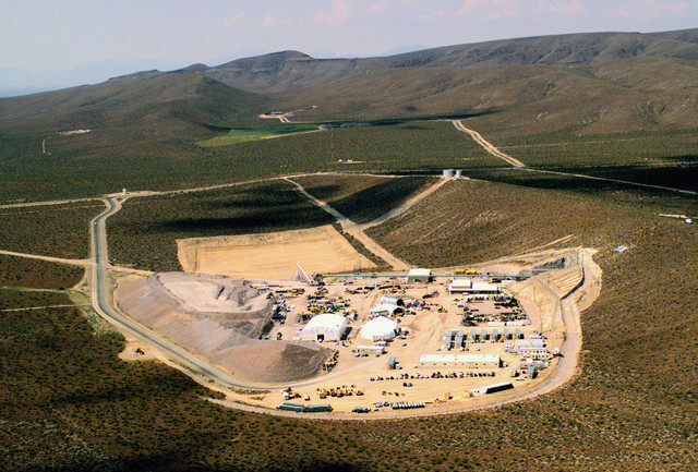 Yucca Mountain: A Nuclear Storage Waste Site for the USA ...