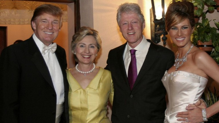 GTY_trump_wedding_clintons_jef_150806_16x9_992-768x432
