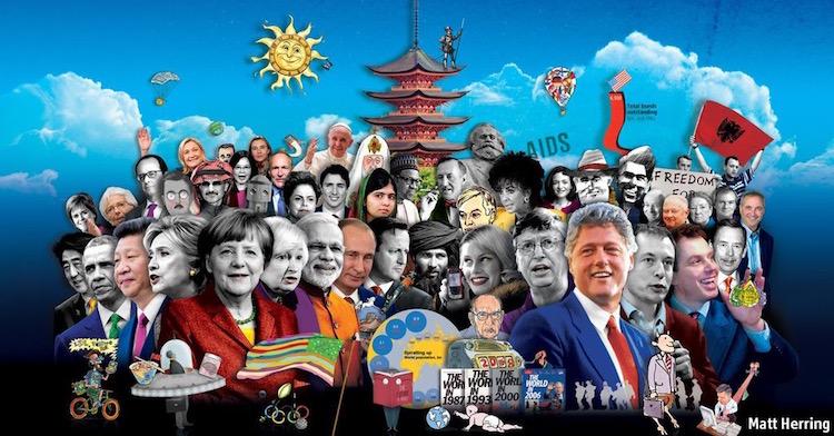 The Economist Front Page 2015