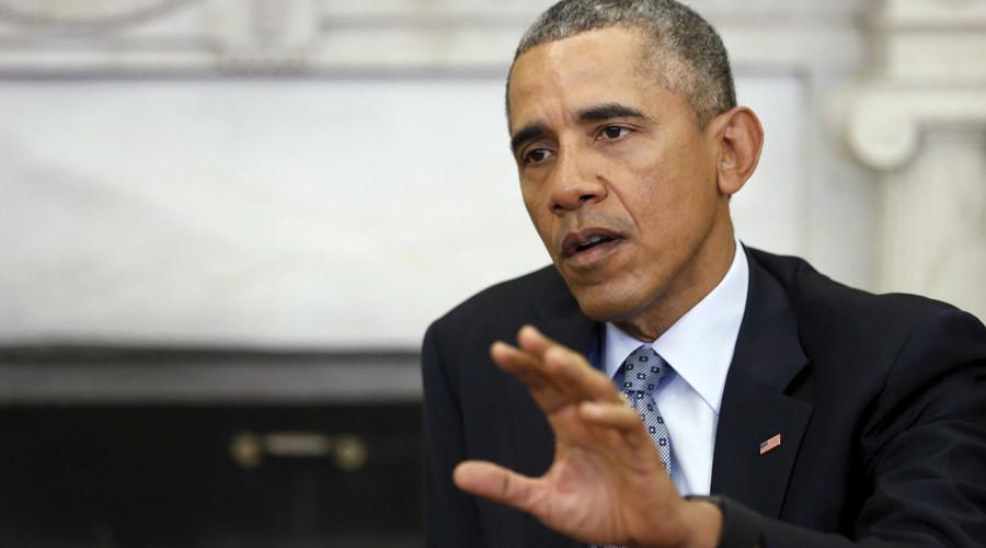 U.S. President Barack Obama © Jonathan Ernst / Reuters