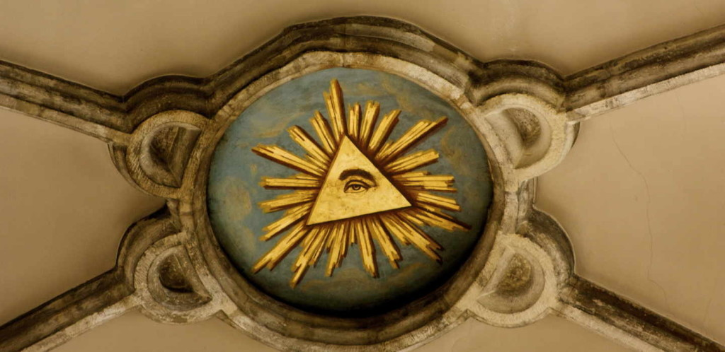 Symbols of secret societies in Brussels architecture