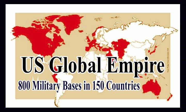 US Global Empire