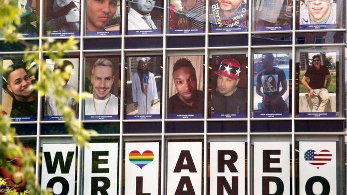 The killings of 49 people in Orlando prompted the Senate's gun debate