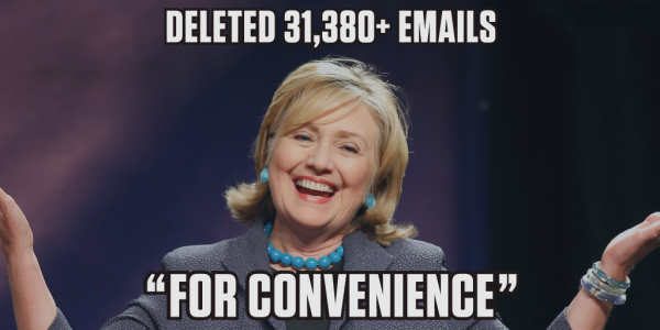 Why is the Clinton Emailgate Scandal so HUGE?