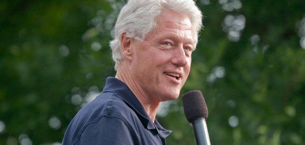 Former President Bill Clinton (Creative Commons)