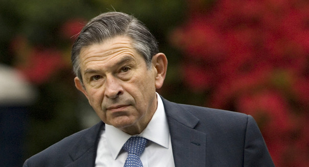 """""""I wish there were somebody I could be comfortable voting for,"""" Paul Wolfowitz said. Read more: http://www.politico.com/story/2016/08/paul-wolfowitz-may-vote-clinton-227452#ixzz4JZt1ltU4  Follow us: @politico on Twitter 