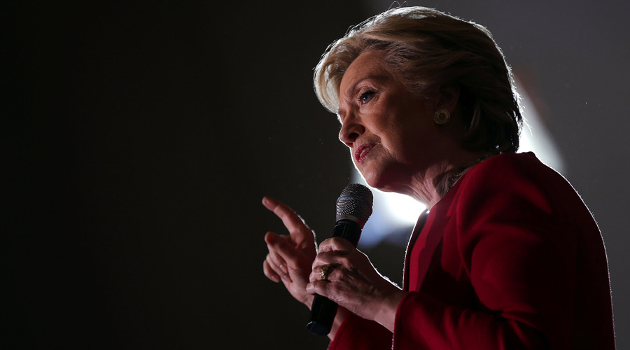 U.S. Democratic presidential candidate Hillary Clinton © Carlos Barria / Reuters