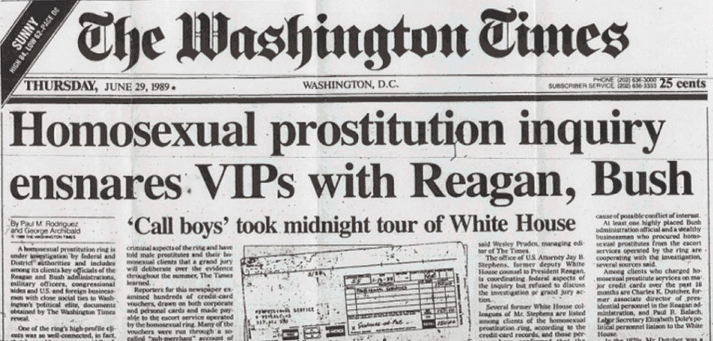 PIZZAGATE: A Special Report on the Washington, D.C. Pedophilia Scandal Franklin-scandal-1024x490