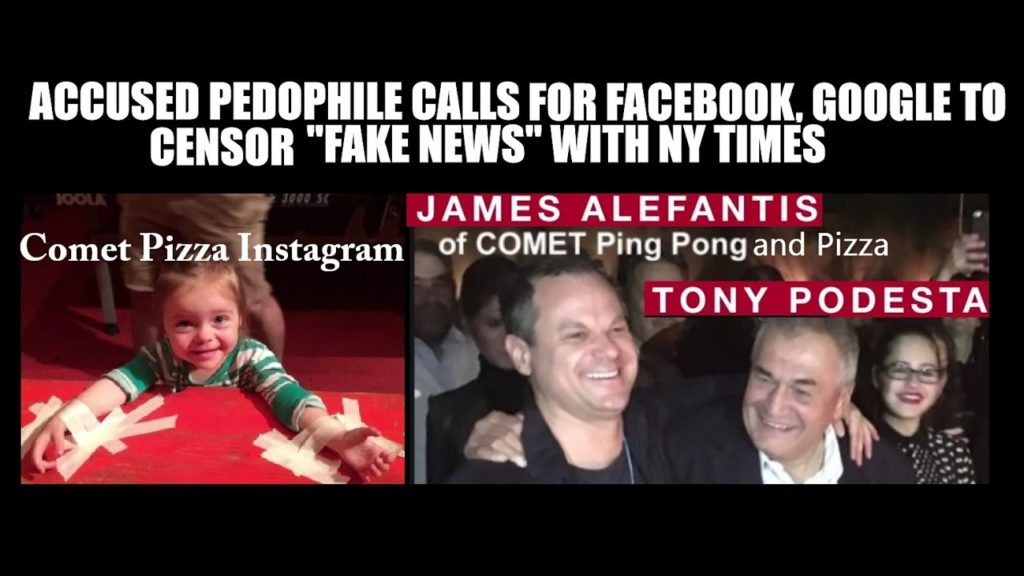 PIZZAGATE: A Special Report on the Washington, D.C. Pedophilia Scandal Maxresdefault-6-1024x576