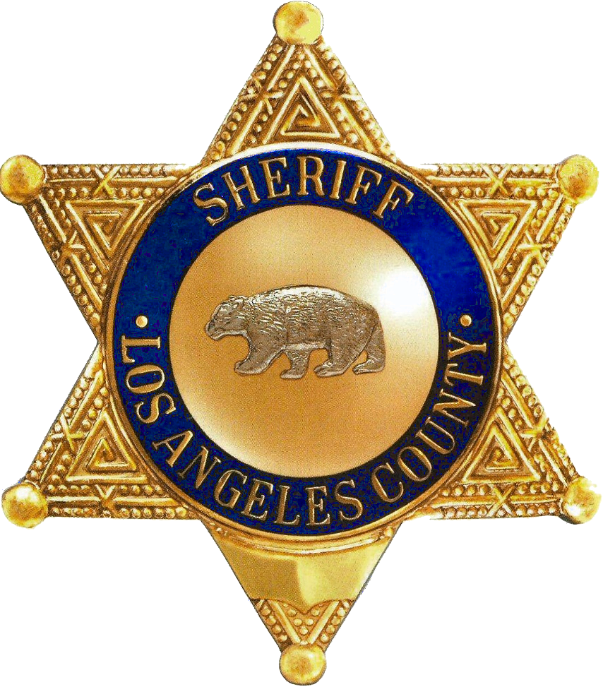Why does the LA County Sheriff Badge have a Pedophilia ...