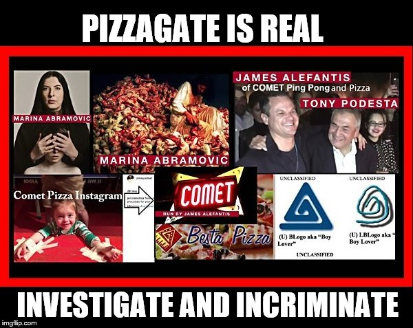 Deep State Out To Destroy Pizzagate Truth Movement The