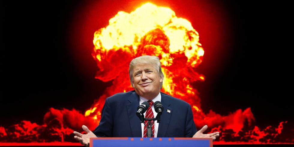 Trumpageddon Was Planned by Neocons All Along---POTUS Taken Captive by Fanatical Warmongers!