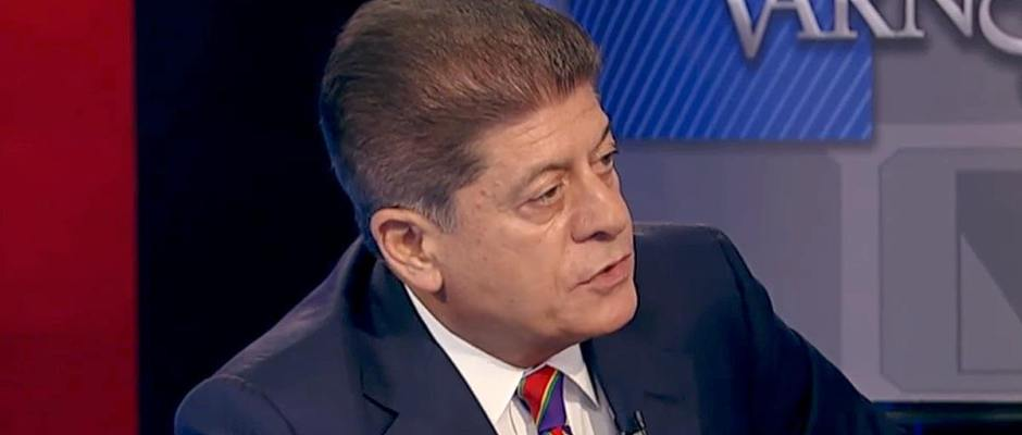 Judge Napolitano Knows Why Sessions Hasn't Prosecuted Clinton, Other Dems