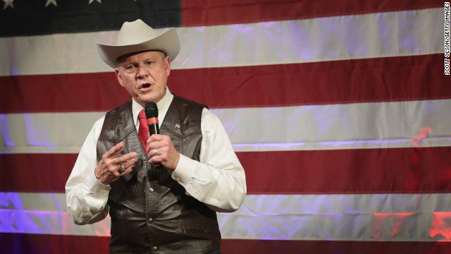 Deep State Assassinates Roy Moore! Political Lynching a Watershed Moment for Truth Movment!