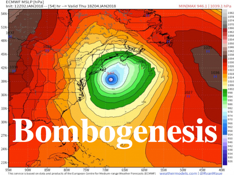 BOMBOGENESIS: Geoengineers Using Weather Weapons of Mass Destruction Against America 2018-01-02_18-07-28-768x574