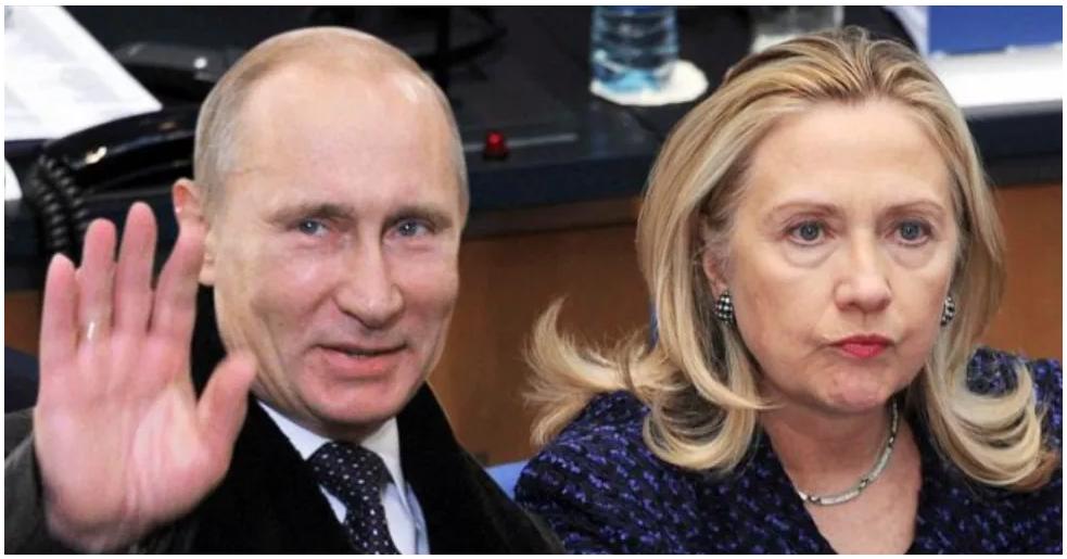 BILL BROWDER: Hillary's $400,000,000 Bagman