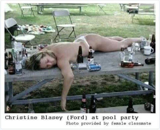 Kavanaugh WILL BE CONFIRMED (Q) Despite Derailment/Smear PLOT (Yes, Plot!) - Bombshell Photo of Kavanaugh Accuser Says It All Dnt8DQTVsAUrtlb