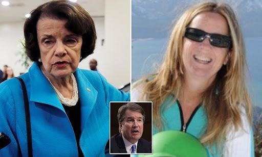 Bombshell Photo of Kavanaugh Accuser Tells the Real Story! Seditious Plot Laid Bare—Literally!