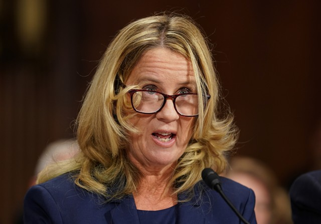 The Ford/ Kavanaugh Circus Continues Ford