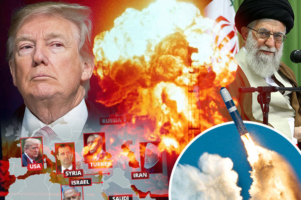FLASHPOINT 2019: Neocon Warmongers Pushing the USA Into Another War for Israel
