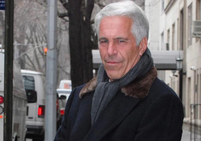 Why did Jeffrey Epstein have several broken bones in his neck?