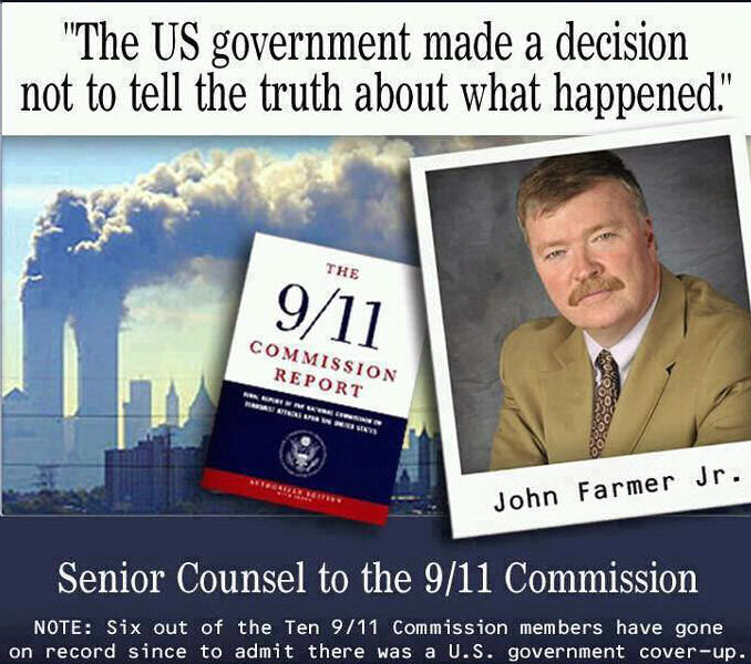 FAKE 9/11 COMMISSION REPORT: The Most Absurd Conspiracy Theory of All Time
